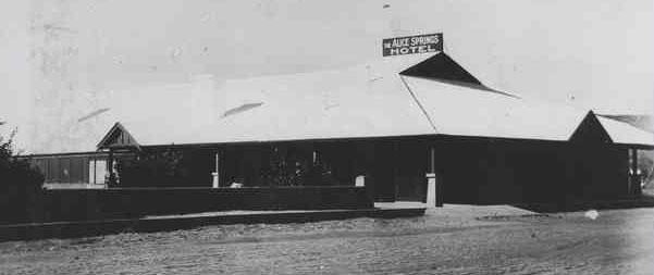 Alice Springs Hotel 1936