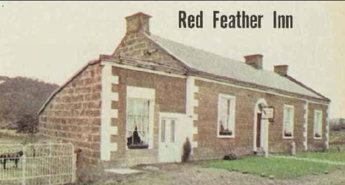 red feather inn tasmania