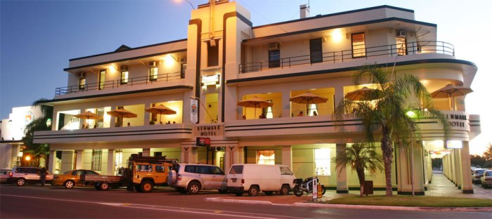 Renmark Hotel 2014
