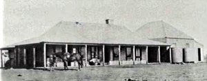 One Tree Hotel in 1922
