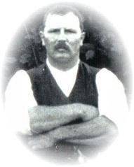 Perce Clout, Balgownie Hotel's first publican.