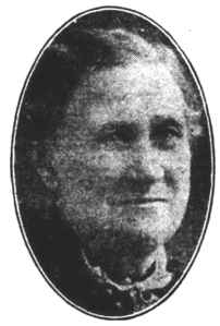 MRS. H. A. ORCHARD whose death occurred in Sydney. She was well known at Moonta.