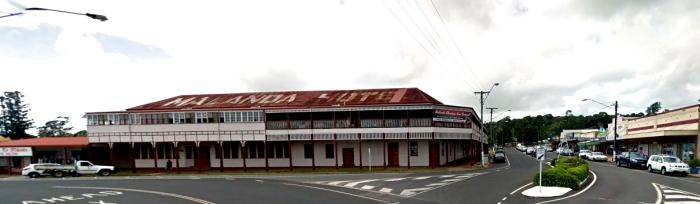 malanda hotel qld google