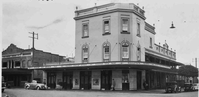 Woolpack Hotel Parramatta 1938 small