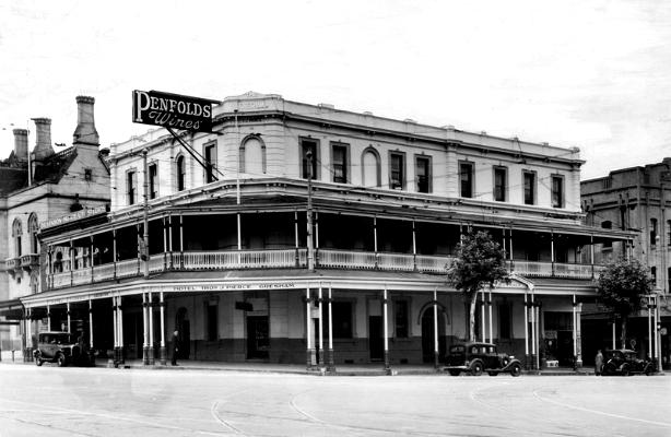 gresham hotel adelaide 1937 sa state library