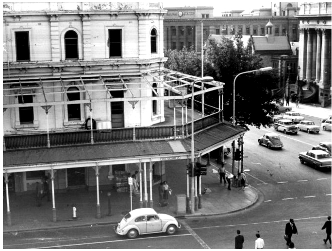gresham hotel adelaide 1965