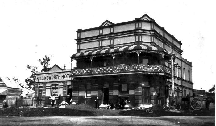 Killingworth Hotel 1924 small