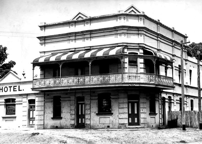 Killingworth Hotel 1949 small